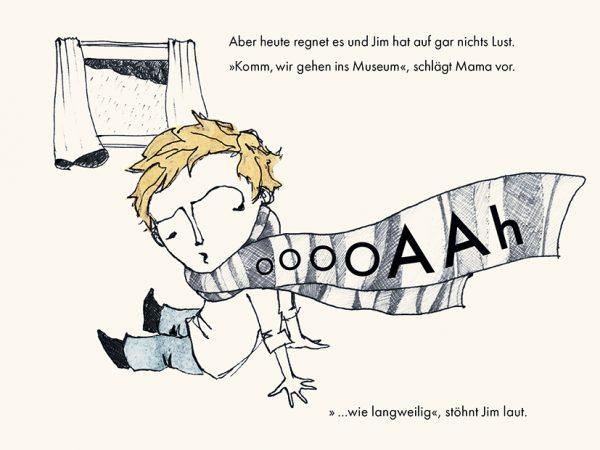 Herr Klee und der rote Punkt<br> – children&#8217;s book