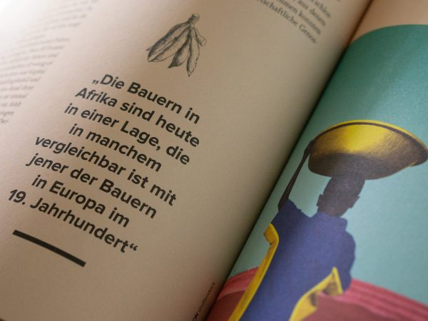 Layout for <em>enorm</em> Magazin
